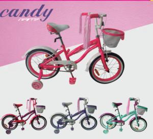 Bicicleta infantil GW CANDY - Rin 16
