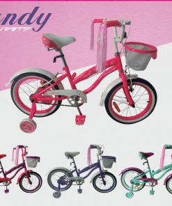 """Bicicleta infantil GW CANDY - Rin 16"""""""