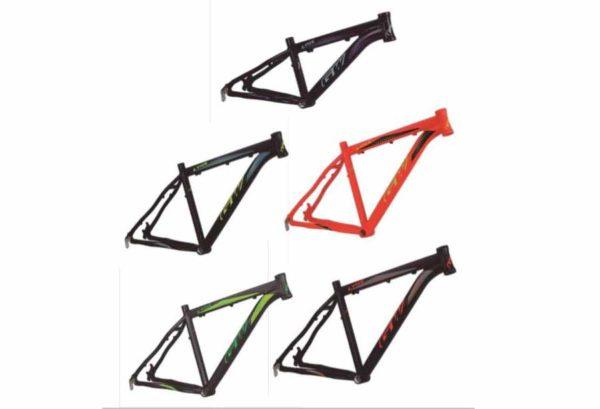 "Bicicleta infantil todoterreno GW LYNX - Rin 24"""