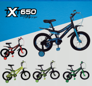 "Bicicleta infantil TXT 650 - Rin 16"""