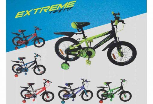 """Bicicleta INFANTIL GW STITCH EXTREME - Rin 16"""""""
