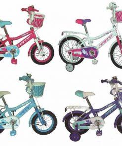 "Bicicleta infantil GW FAIRY - Rin 20"""