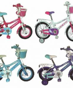 "Bicicleta infantil GW FAIRY - Rin 16"""