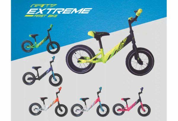 """Bicicleta infantil GW FIRST BIKE EXTREME - Rin 12"""""""