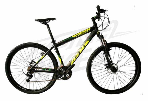 Bicicleta MTB GW JACKAL 9.2 - 8 VEL