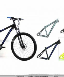 Bicicleta MTB GW PIRANHA – Altus 9 vel