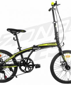 Bicicleta plegable ON -TRAIL DISCO - RIN 20""