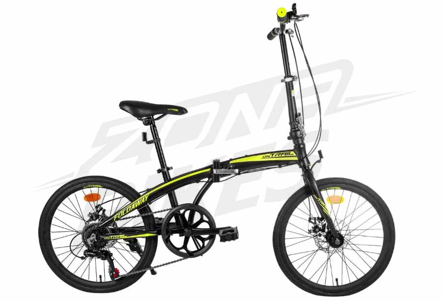 """Bicicleta plegable ON -TRAIL DISCO - RIN 20"""""""