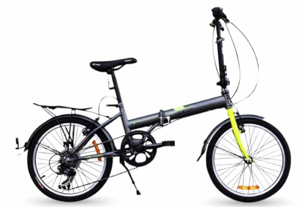 Bicicleta plegable GW COPENHAGUE
